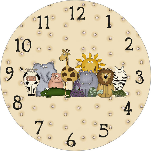 image about Clock Face Printable named 24 Printable Clock Faces - Totally free at