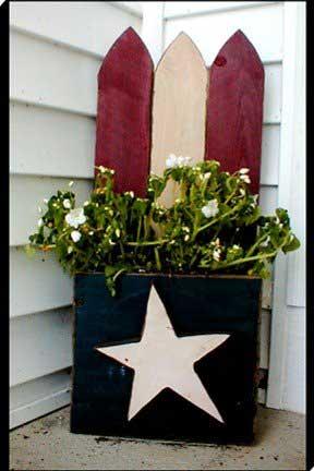 Free Wood Crafts Americana
