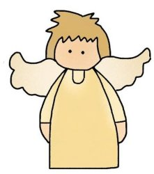 Angel Ornament Pattern